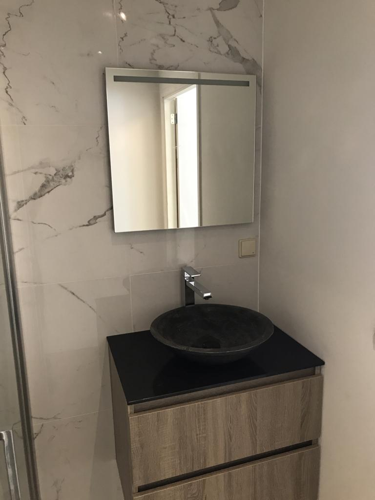 Badkamer Lijnden