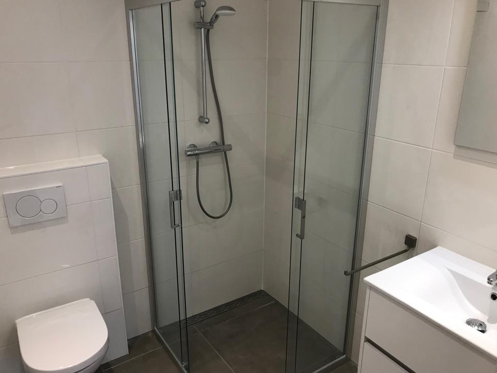 Standaard badkamer Lijnden